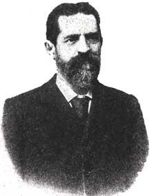 Νικόλαος Φλογαΐτης, διευθυντής της εφημερίδας «Συνταγματικός Έλλην».