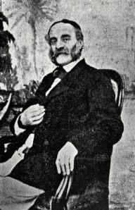 Σοφοκλής Οικονόμος, (Τσαρίτσανη Θεσσαλίας 1806 ή 1809 – Βισί, Γαλλία 1877). Λόγιος - γιατρός.