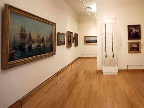 Εθνική Πινακοθήκη Μουσείο Αλεξάνδρου Σούτζου – Παράρτημα Ναυπλίου