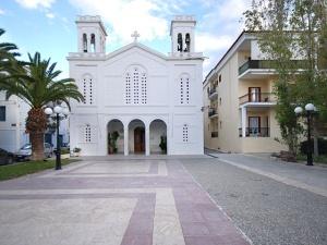 Ο ναός του Αγίου Νικολάου Ναυπλίου, σήμερα. (Φωτογραφία από τον ιστότοπο, Εικονική περιήγηση στο Ναύπλιο).