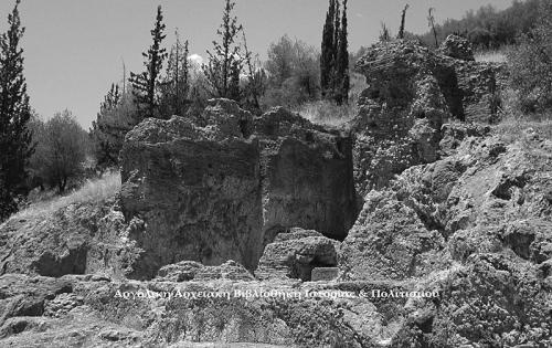 Το «Κριτήριο – Νυμφαίο» του Άργους – Φωτογραφία: Σαράντος Καχριμάνης