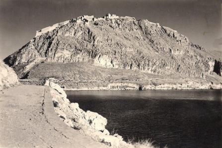 Πανοραμική άποψη του Παλαμηδίου, καρτ ποστάλ των εκδόσεων Νικ. Στουρνάρα, δεκαετία 1950.