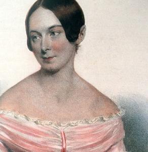Carolina Ungher Sabatier (1803 – 1877). Αυστρουγγαρέζα κοντράλτο γεννημένη στη Βιέννη.