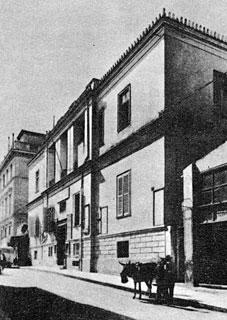 Οικία Prokesch von Osten (οδός Φειδίου 3)
