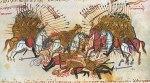 Η Μάχη μεταξύ αράβων καιβυζαντινών