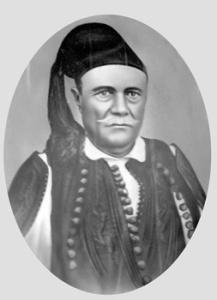 Μυστακόπουλος Χαράλαμπος
