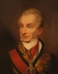 Πορτραίτο του Klemens von Metternic, αγνώστου, μεταξύ 1835-1840.