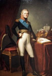 Αλέξανδρος Α΄ της Ρωσίας, έργο του Stefan Semjonovitsj Stjukin, 1808, Museum of Pavlovsk, Russia.