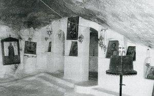 Κυρίως Ναός Ι. Μονής Παναγίας Γυμνού (Φαρμακά)