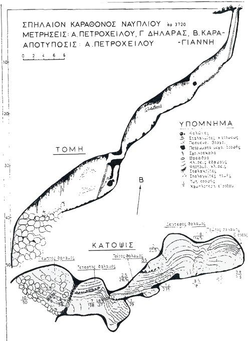 Σπήλαιο Καραθώνας Ναυπλίου