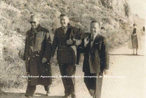 Πεζοπορία στην Αρβανιτιά.