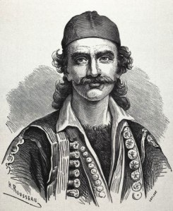 Odysseas Androutsos (1788 or 1789-1825): Fighter of the Greek Revolution of 1821