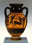 Ο Ηρακλής μάχεται με τονΝέσσο.