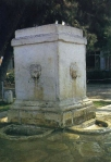 Άργος – Κρήνη στην πλατεία ΔημητρίουΠλαπούτα