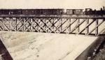Η σιδηροδρομική γέφυρα του Ισθμού τηςΚορίνθου