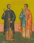Οι νεομάρτυρες Δημήτριος και Παύλος  Πολιούχοι τηςΤρίπολης