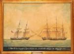 Τα πλοία «Αγ. Νικόλαος» και«Ποσειδών»