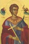 Άγιος Δημήτριος οΝεομάρτυρας.