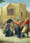 Ο απαγχονισμός του ΑρχιεπισκόπουΚυπριανού