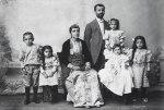 Κερασούντα: Οικογένεια Ελλήνων Ποντίων,1910.