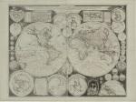 Παγκόσμιος χάρτης του Άνθιμου Γαζή(1800).