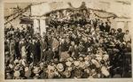 Ο εορτασμός της 100/ετηρίδας στηνΕρμιόνη