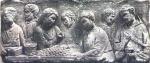 Εικόνα Συλλογή φόρων από τελώνες. (Ανάγλυφο του 2ου αι. μ.Χ.)