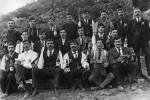 Έλληνες μετανάστες από την Κρήτη στη Γιούτα. Με όπλα και λικέρ σταχέρια.