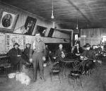 Ελληνικό καφενείο στο Σολτ ΛέικΣίτι